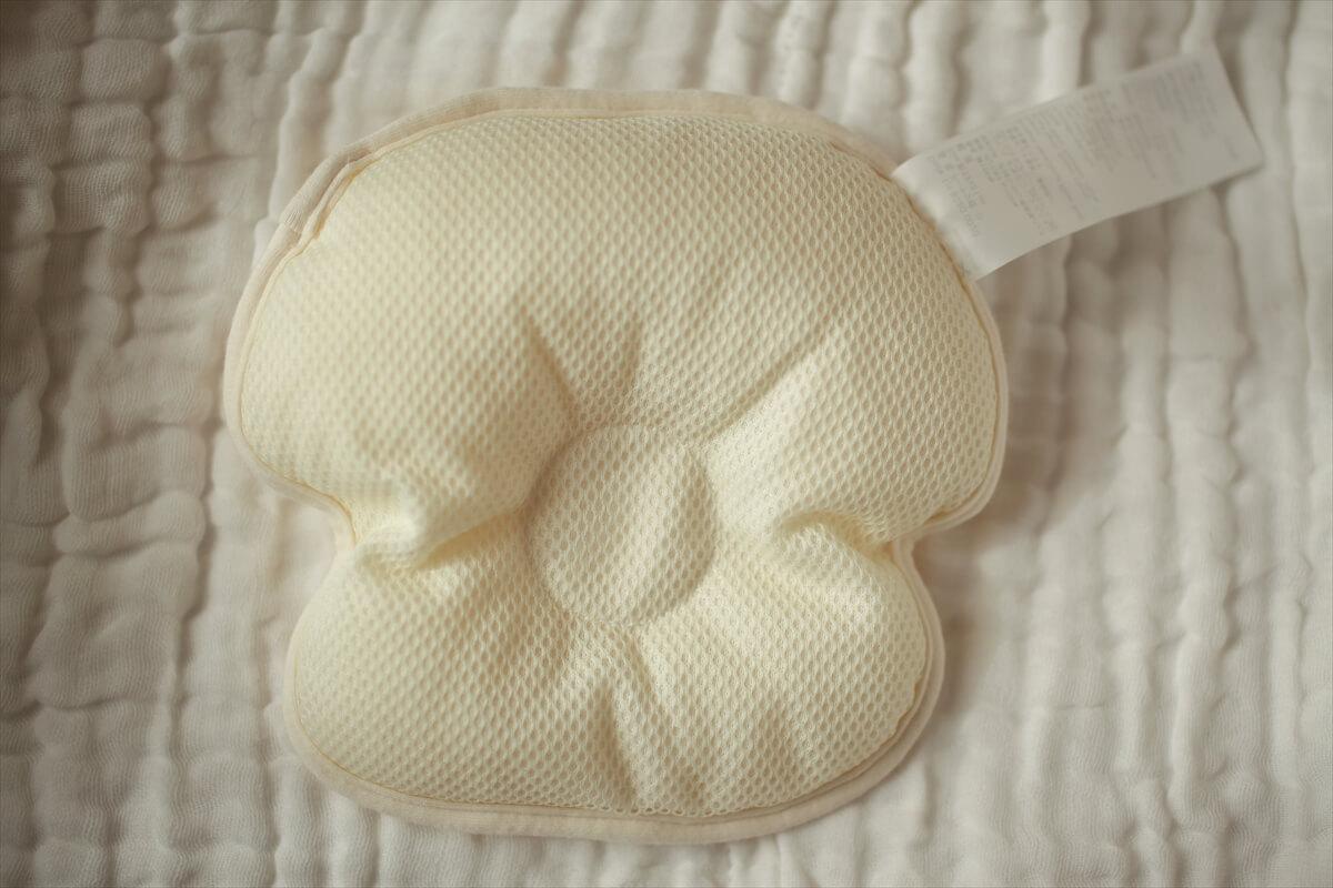 西川 ベビー枕 医師のすすめるドーナツ枕