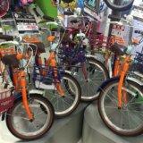 ミキハウスの子ども用自転車