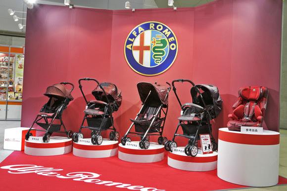 『アルファロメオ | Alfa Romeo』のベビーカー一覧の画像