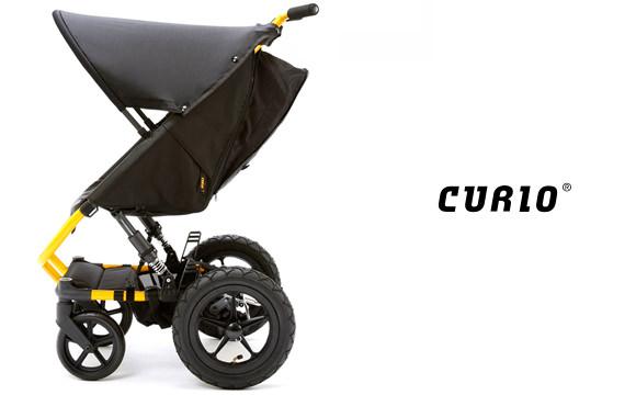 国産ベビーカー『CURIO』