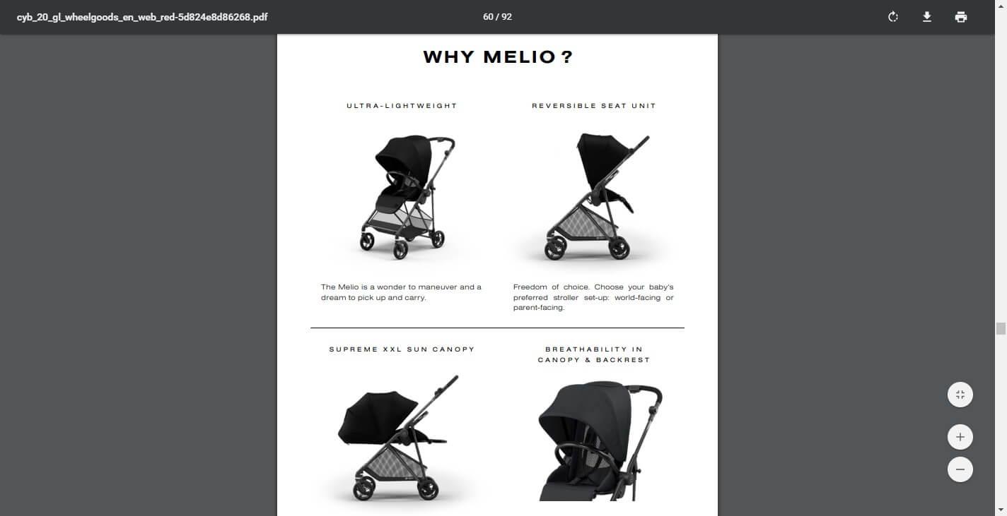 サイベックスのMELIO(メリオ)とメリオカーボンが発売予定 MIOSとの比較