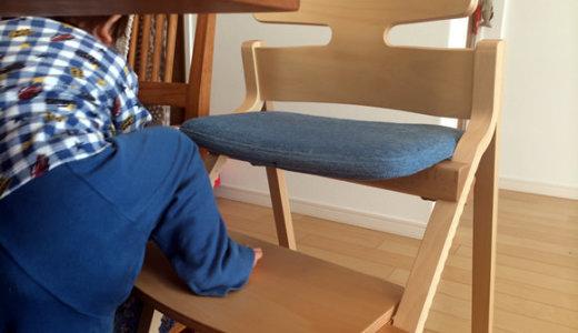 【閑話休題】ベビーチェア(子ども用椅子)使ってますか?