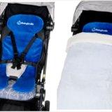 極寒のお出かけからベビーを守る。ベビーカー用のヒーター内蔵型シート『ほっとスマイルS-909』が医療器具開発メーカーから発売