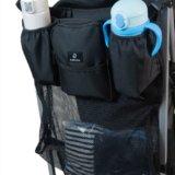 【ベビーカー用バッグの決定版⁉】背面式ベビーカーに取付けたいオーガナイザーバッグが発売
