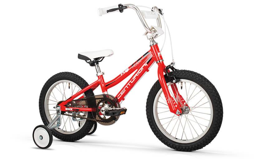 CENTURION(センチュリオン)の子ども用自転車 16インチとそのライバルは?