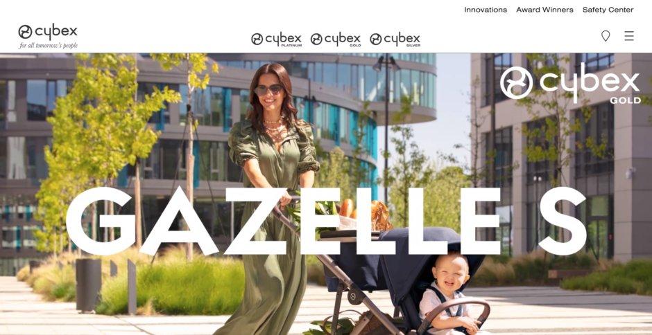 サイベックスからGAZELLE S(ガゼルS)2020年モデルが9月下旬に新発売。買い物が楽しい・一人乗り・二人乗りの可変式ベビーカーの新スタンダードになる予感?