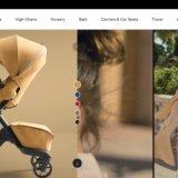 【新商品】北欧ストッケから人気のベビーカー『Xplory X エクスプローリー エックス(2021年モデル)』がリニューアル発売!