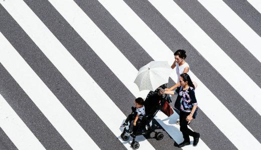 【紫外線に注意!】ママが日焼けしないベビーカーの色選び(黒?白?黄色?)